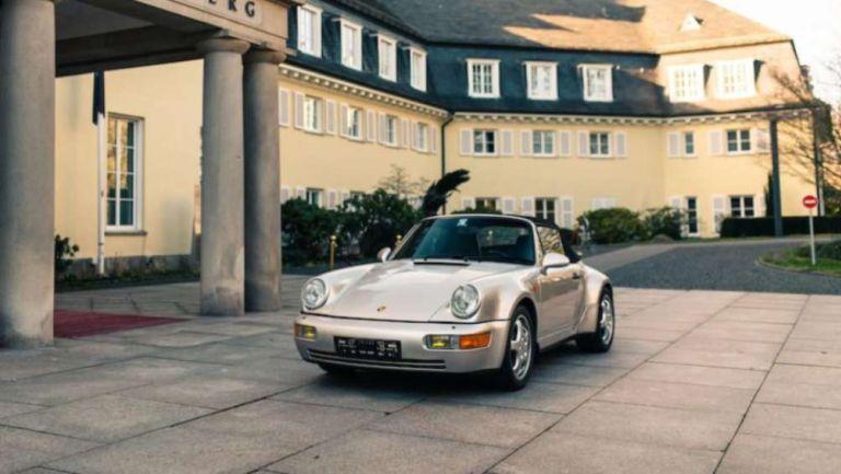 Porsche de Maradona