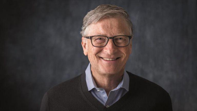 Bill Gates habló sobre el cambio climático