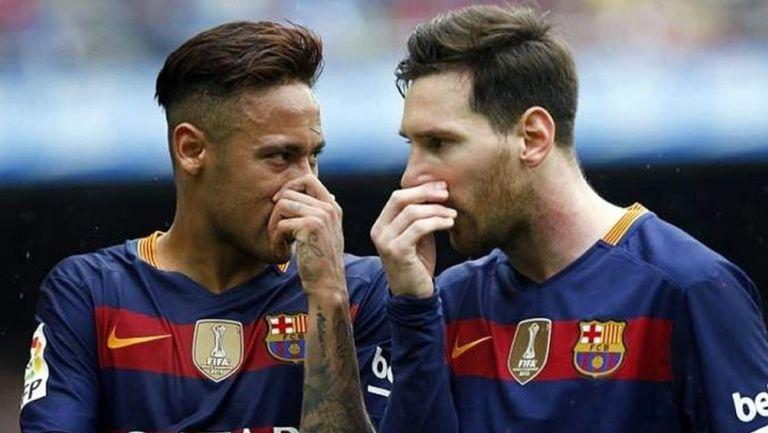 Neymar y Messi podría volver a jugar juntos