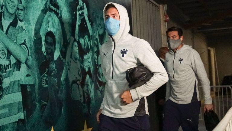 Rayados: Miguel Layún, más preocupado por gente en la calle ante nevadas que por el futbol
