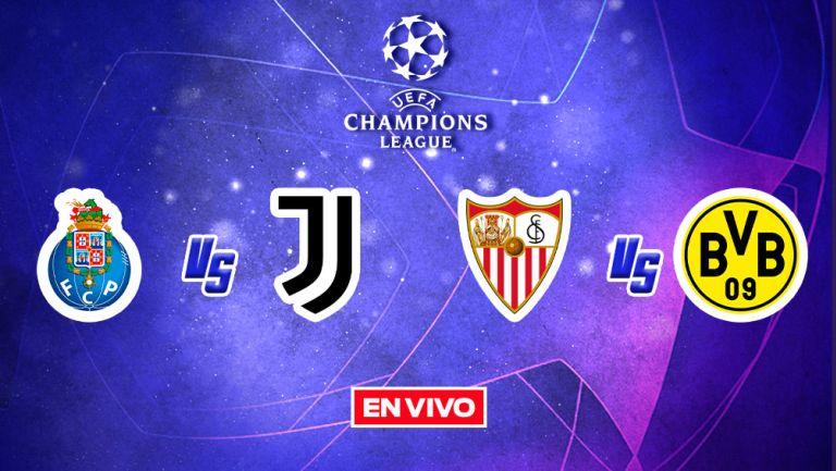 EN VIVO Y EN DIRECTO: Porto vs Juventus