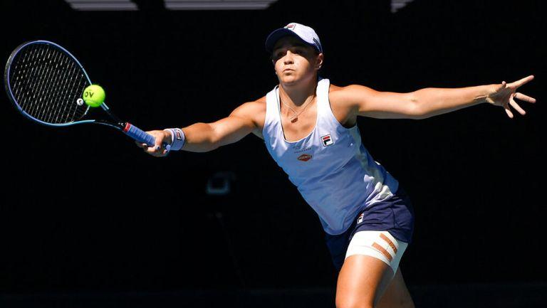 Australian Open: Ash Barty, número uno del mundo, eliminada en Cuartos de Final