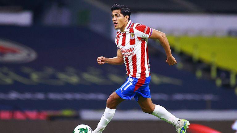 El Chapo Sánchez en los Cuartos de Final contra América