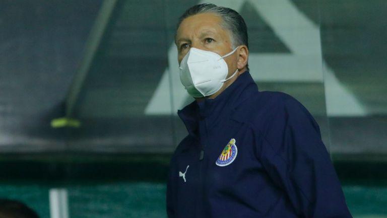 Ricardo Peláez: 'Sin duda no ha sido el inicio de torneo que esperábamos'