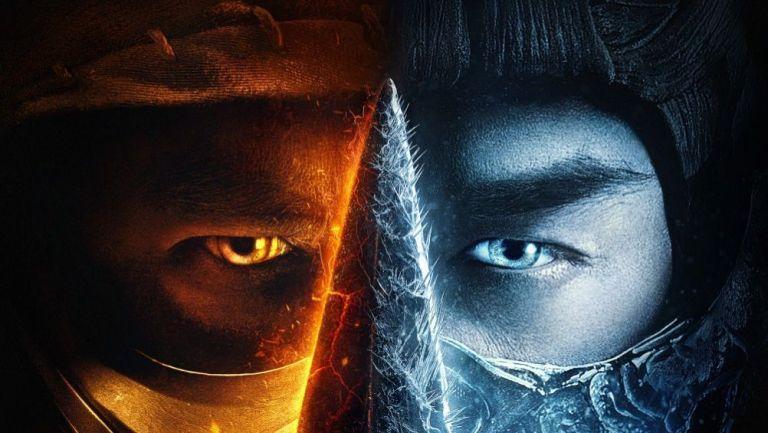 Scorpion y Sub-Zero en la nueva película de Mortal Kombat