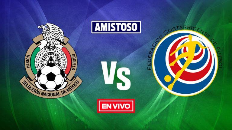 EN VIVO Y EN DIRECTO: México vs Costa Rica