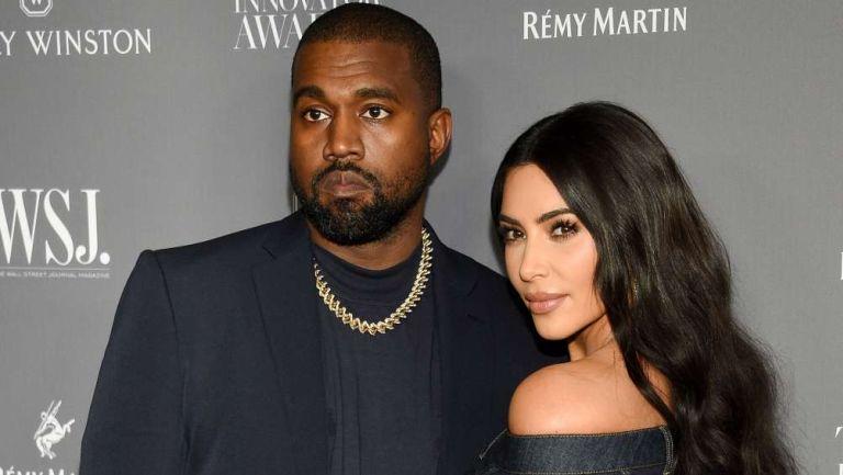 Kim Kardashian y Kany West