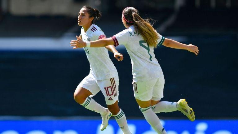 México venció a Costa Rica