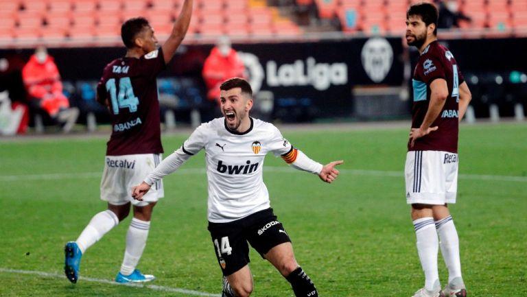 Néstor Araujo: Celta de Vigo cayó ante Valencia en tiempo de compensación