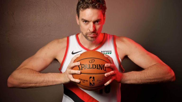 Pau Gasol en la NBA
