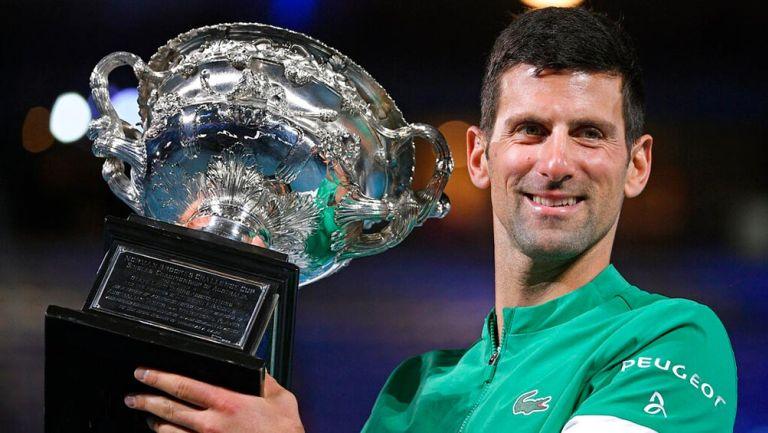 Novak Djokovic conquistó su noveno Australian Open