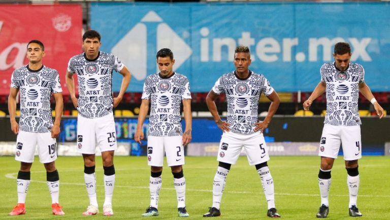 América: Pidió a la Liga MX y FMF revisar del reglamento de juego