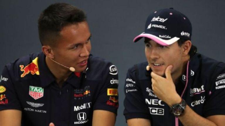 Checo Pérez: Alex Albon buscará retomar el asiento del mexicano en Red Bull