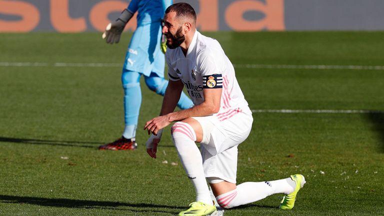 Real Madrid enfrentará al Atalanta sin Benzema y ocho bajas más