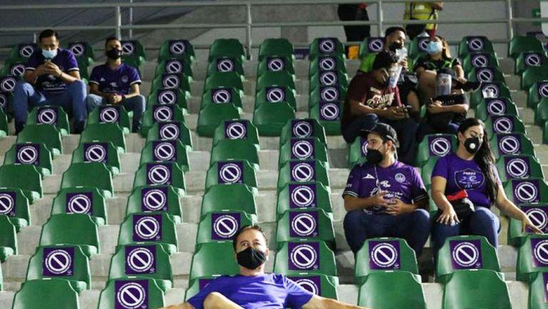 Estadio Kraken en el encuentro entre Mazatlán FC y Juárez