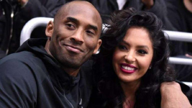 Kobe Bryant y Vanessa
