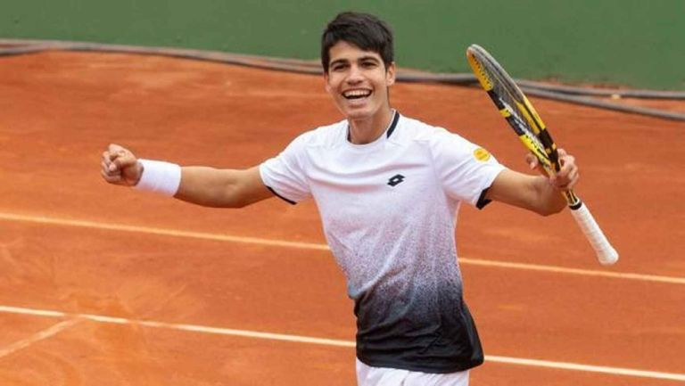 Abierto Mexicano de Tenis: Carlos Alcaraz buscará romper el récord de Rafael Nadal