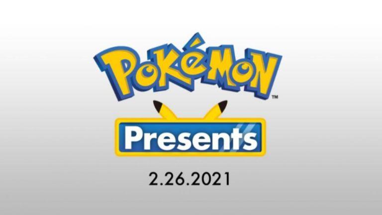 Pokémon Presents nos dará noticias de la franquicia el 26 de febrero