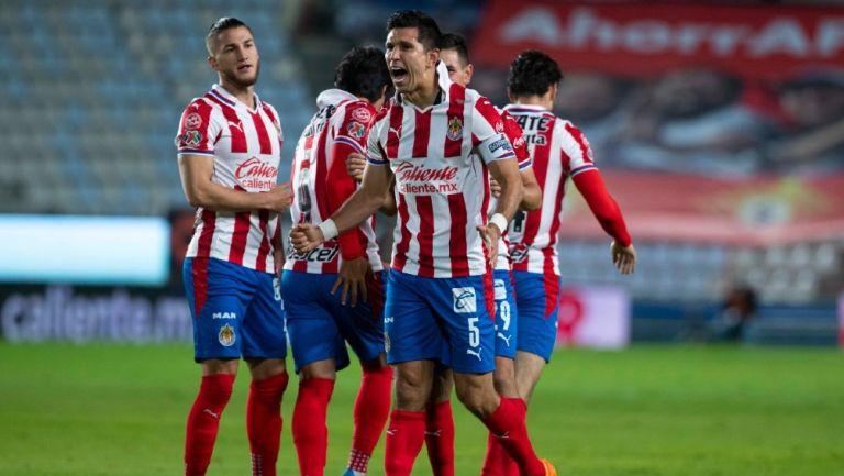 Chivas: Pese a irregularidad, no sufre por gol en el Guardianes 2021