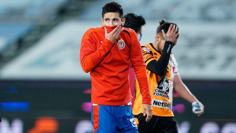 Jesús Molina: 'No es culpa de Vucetich, nos ha faltado lectura de juego'