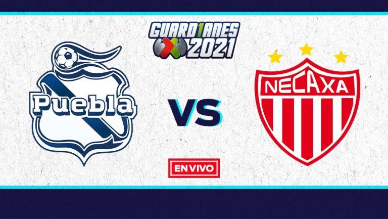EN VIVO Y EN DIRECTO: Puebla vs Necaxa