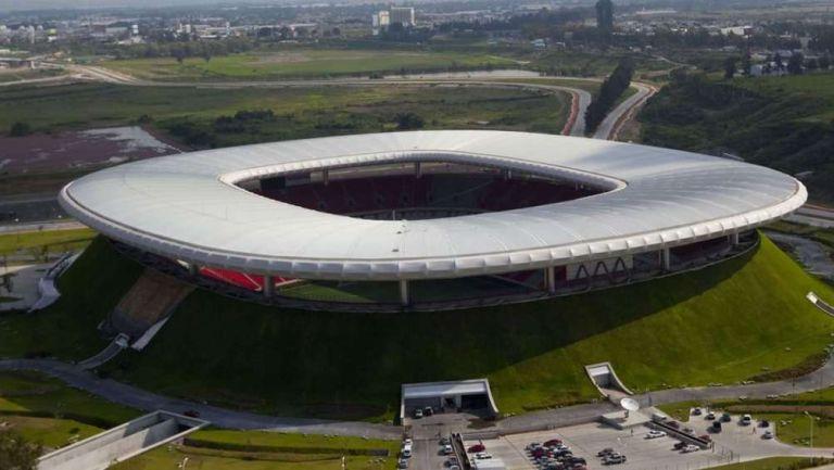 Estadio Akron de Chivas