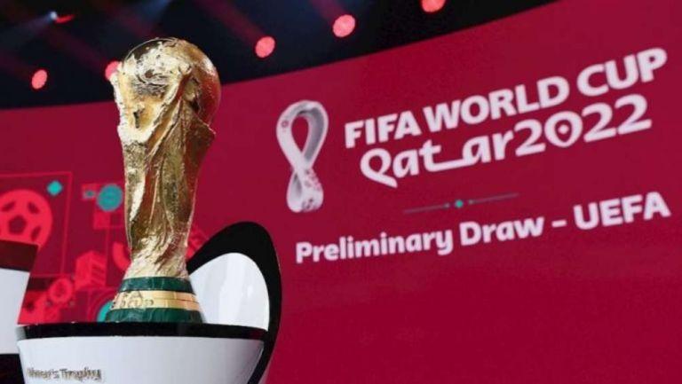 Listos los grupos de la eliminatoria europea para Qatar 2022