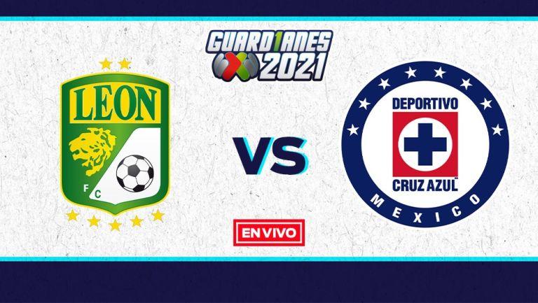 EN VIVO Y EN DIRECTO: León vs Cruz Azul