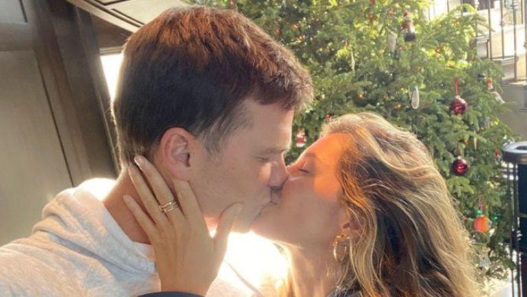 Tom Brady y Gisele Bündchen cumplieron 12 años de casados