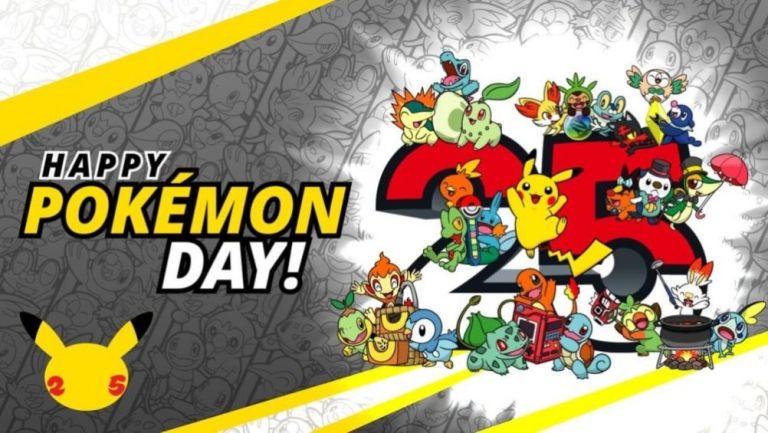 Pokémon festeja su 25 aniversario