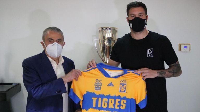 Tigres: Renovación de contrato de Gignac fue noticias en Europa y Sudamérica