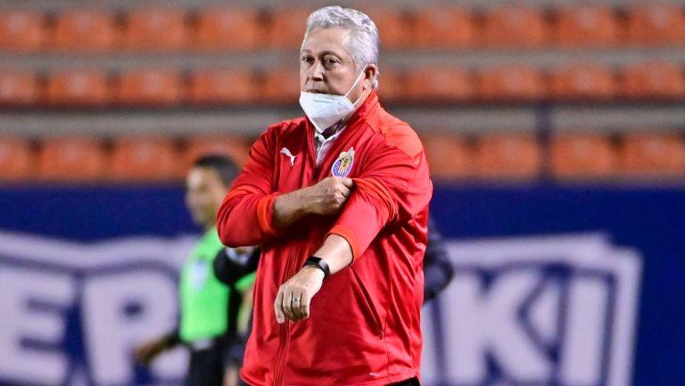 Víctor Manuel Vucetich: 'No podemos quedarle mal a Amaury Vergara'