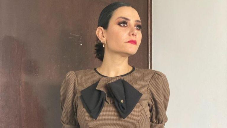 Nay Salvatori fue agredida durante una transmisión