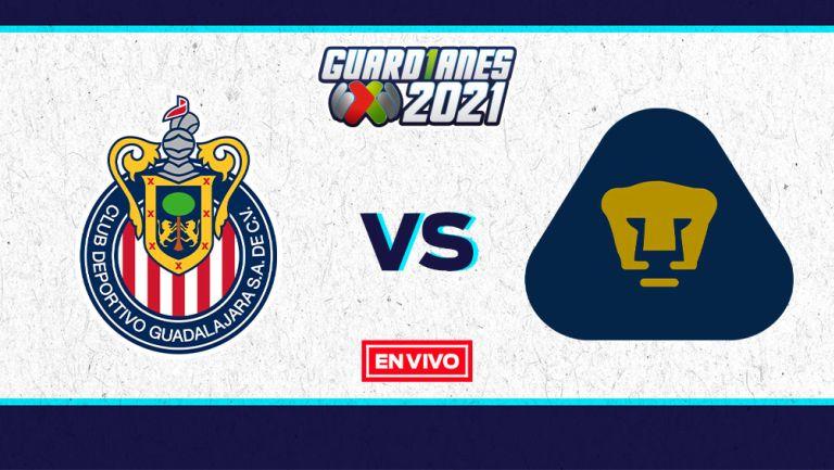 EN VIVO Y EN DIRECTO: Chivas vs Pumas