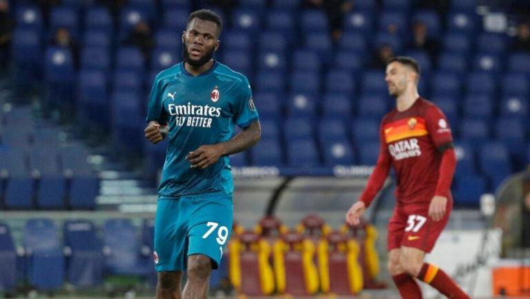 Milan venció a la Roma