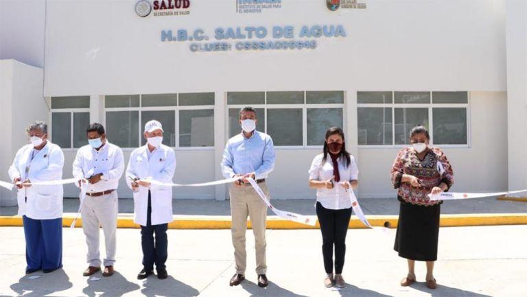 La reconversión del Hospital Básico Comunitario de Salto de Agua
