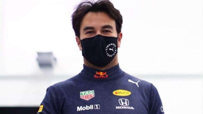 Sergio Pérez es nuevo piloto de Red Bull