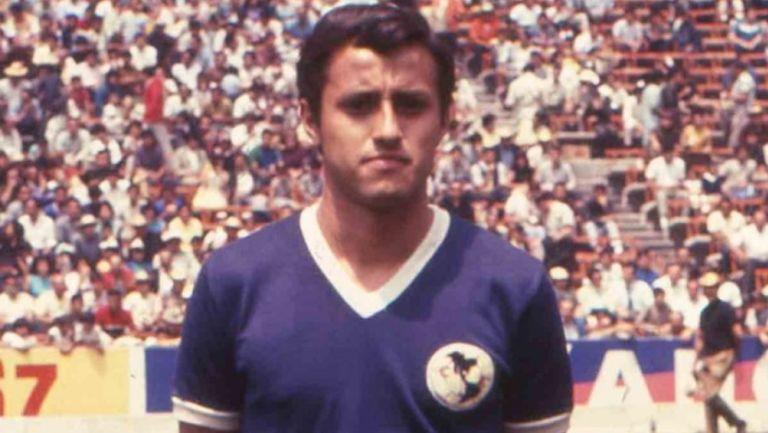Jorge 'Coco' Gómez en partido