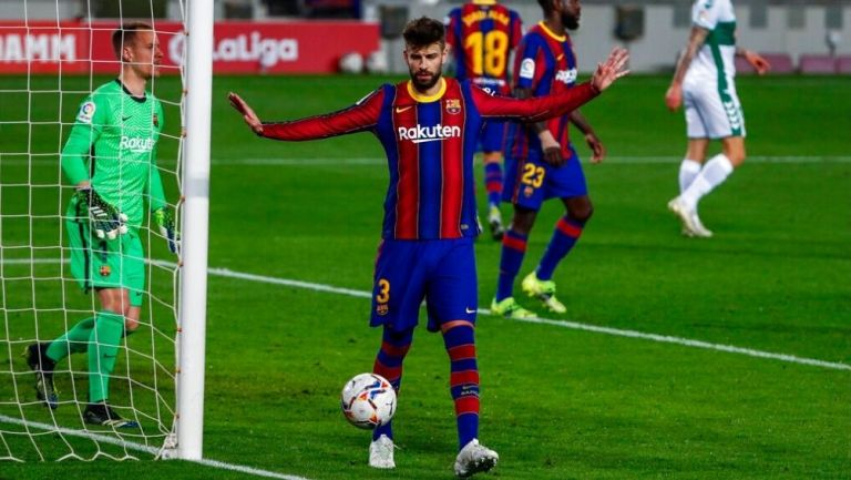 Barcelona buscará remontar