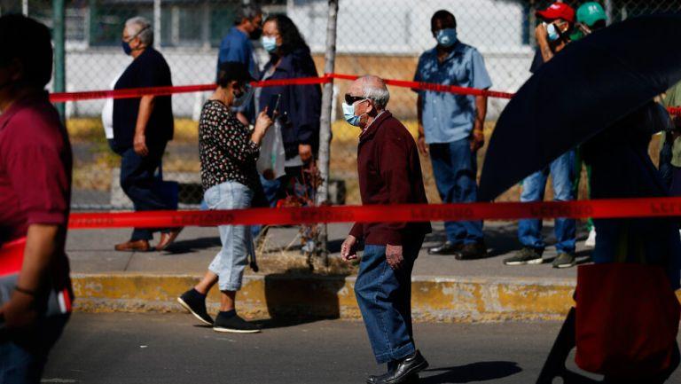 Confirmaron más de 2.1 millones de casos COVID en México