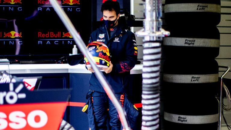 Checo Pérez, nuevo piloto de Red Bull