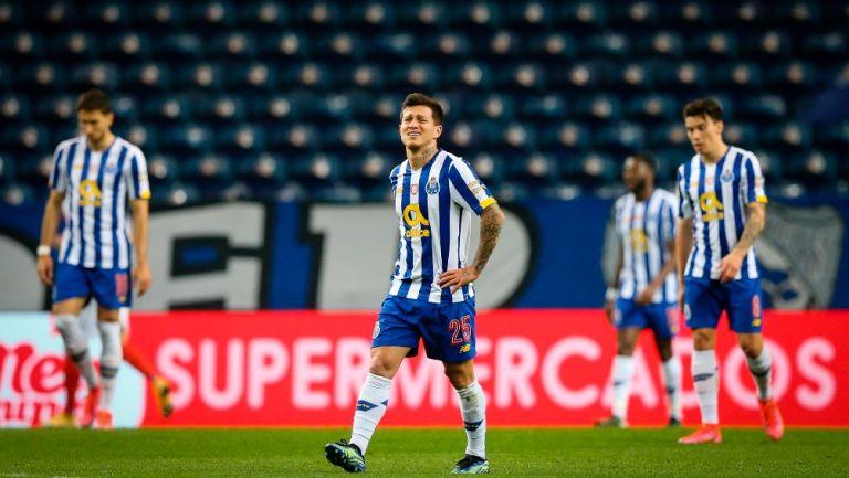 Tecatito Corona: Porto, eliminado de la Copa de Portugal tras caer ante el Braga