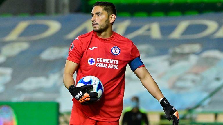 Cruz Azul: Jesús Corona no jugará ante Mazatlán por decisión de Reynoso