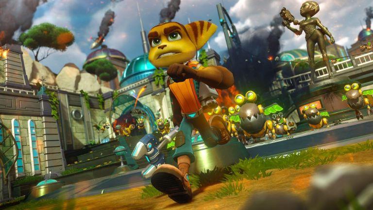 Ratchet & Clank ya se encuentra gratis por Play At Home