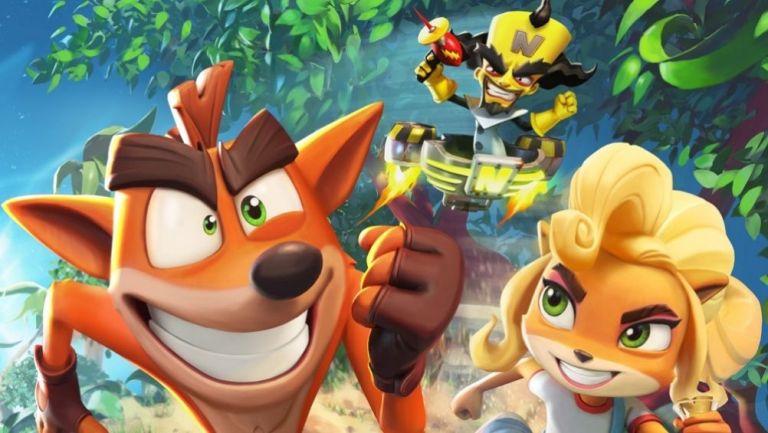 Crash Bandicoot: On the Run estará disponible el 25 de marzo