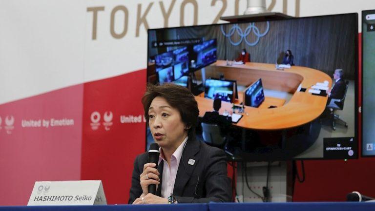 Seiko Hashimoto, presidenta de Tokio 2020