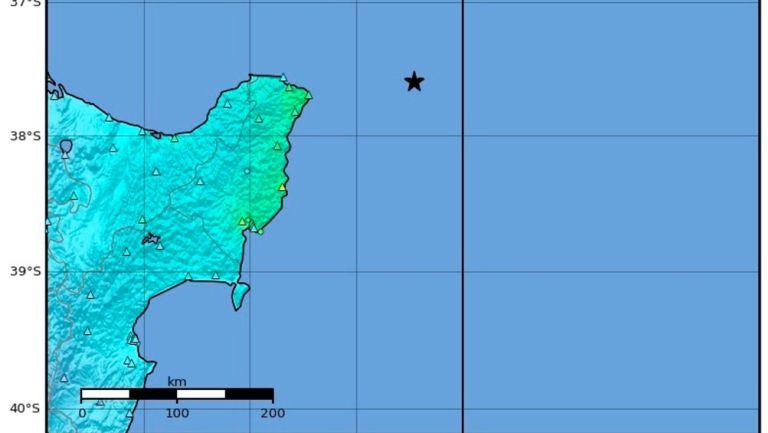 Activan alerta de tsunami en Nueva Zelanda