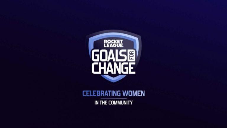 Rocket League conmemorará el Día de la Mujer con diversas actividades