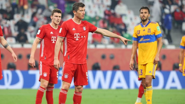 Lewandowski en victoria frente a Tigres