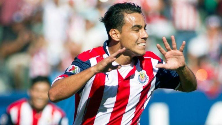 Omar Bravo nació en Los Mochis, Sinaloa